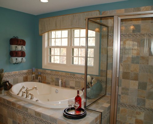 The Catherine - Master Bathroom